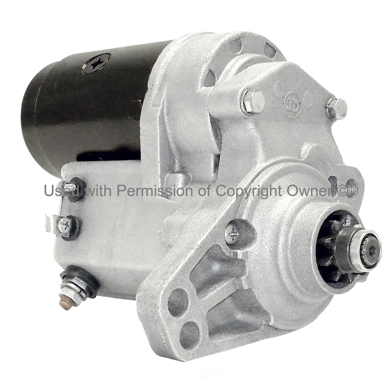 QUALITY-BUILT - Reman Starter Motor - MPA 16251