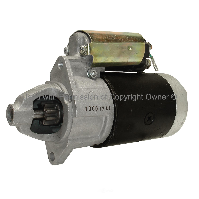 QUALITY-BUILT - Reman Starter Motor - MPA 16261