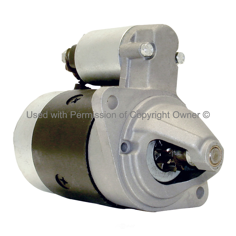 QUALITY-BUILT - Reman Starter Motor - MPA 16270