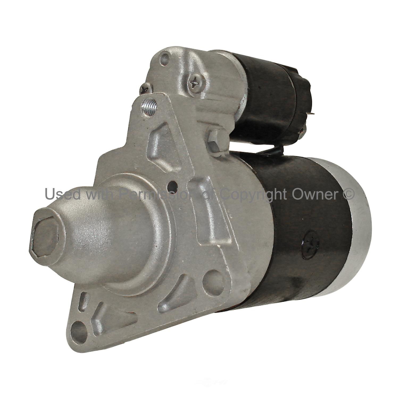 QUALITY-BUILT - Starter Motor - MPA 16272