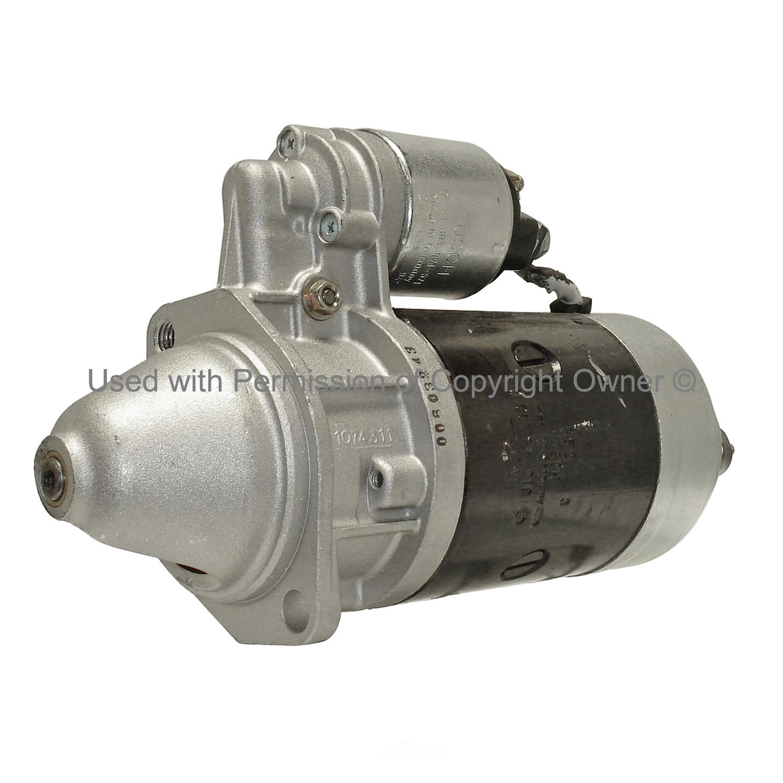 QUALITY-BUILT - Reman Starter Motor - MPA 16299