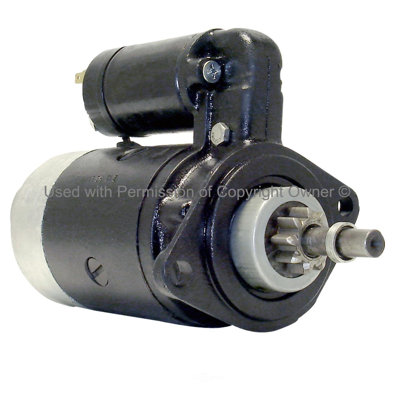QUALITY-BUILT - Reman Starter Motor - MPA 16318