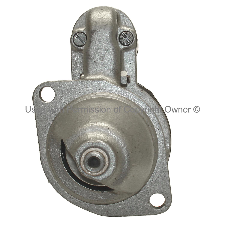 QUALITY-BUILT - Reman Starter Motor - MPA 16362