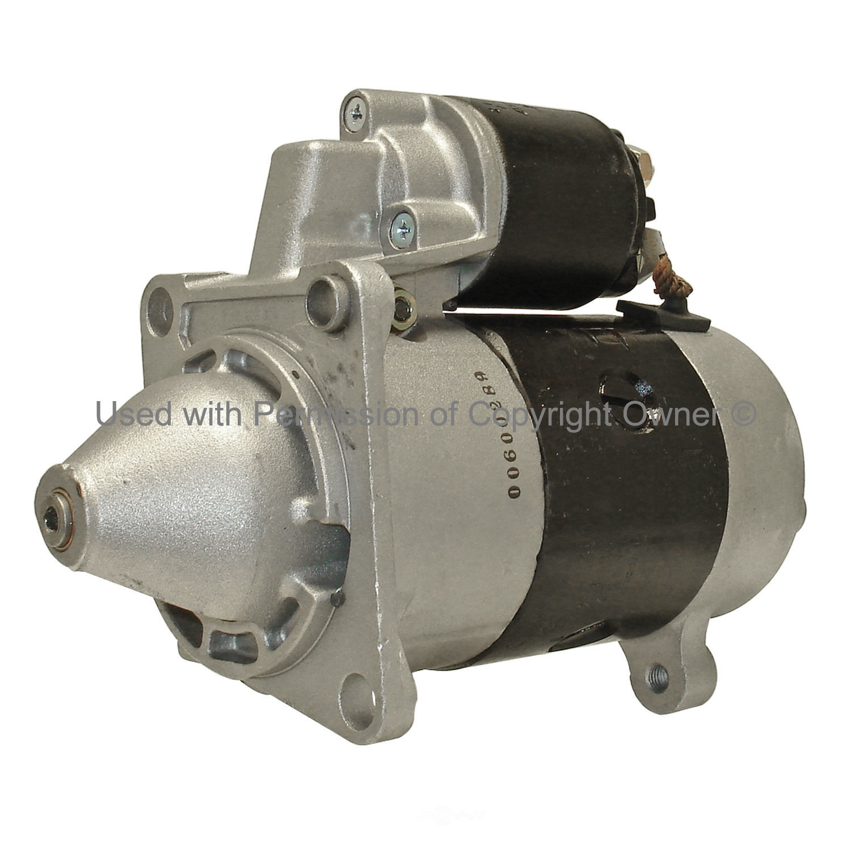 QUALITY-BUILT - Starter Motor - MPA 16416