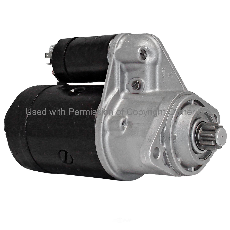 QUALITY-BUILT - Reman Starter Motor - MPA 16426