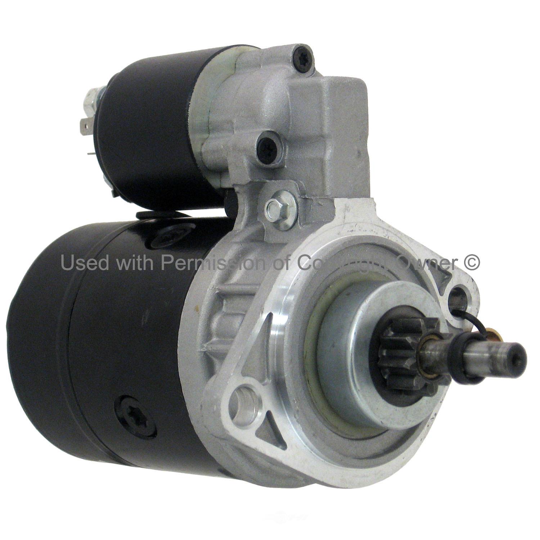 QUALITY-BUILT - Reman Starter Motor - MPA 16450