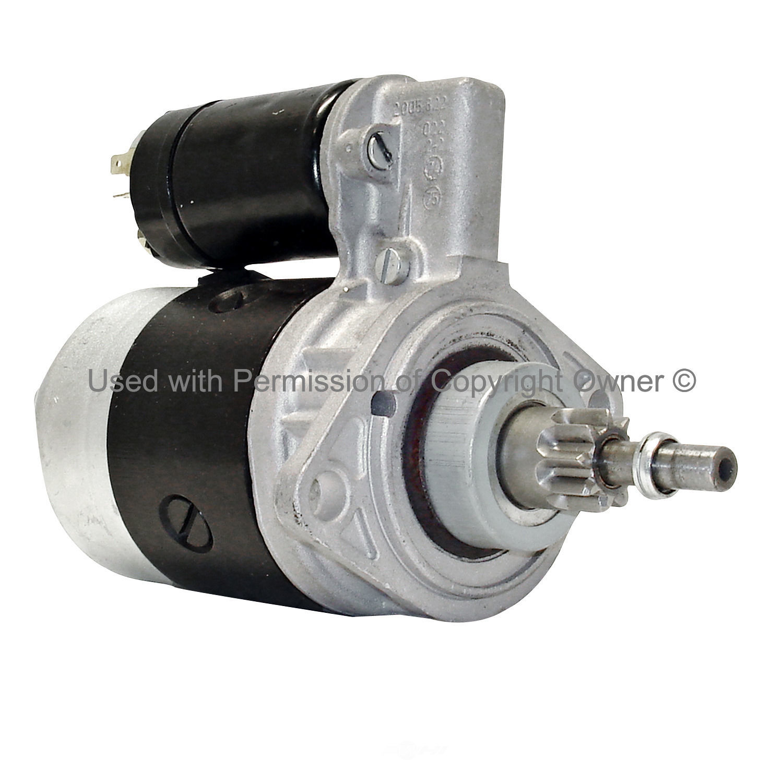 QUALITY-BUILT - Reman Starter Motor - MPA 16546