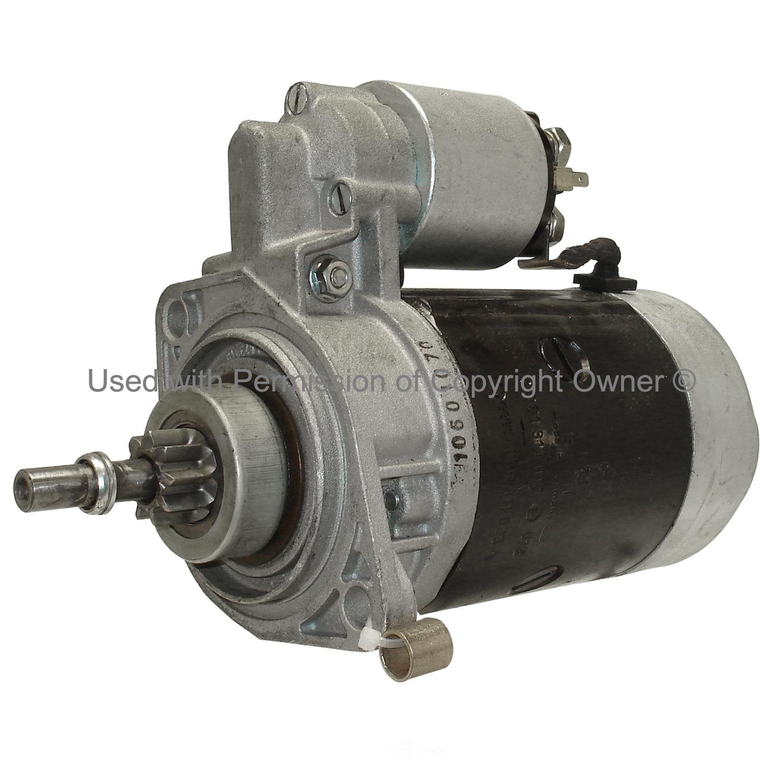 QUALITY-BUILT - Reman Starter Motor - MPA 16556