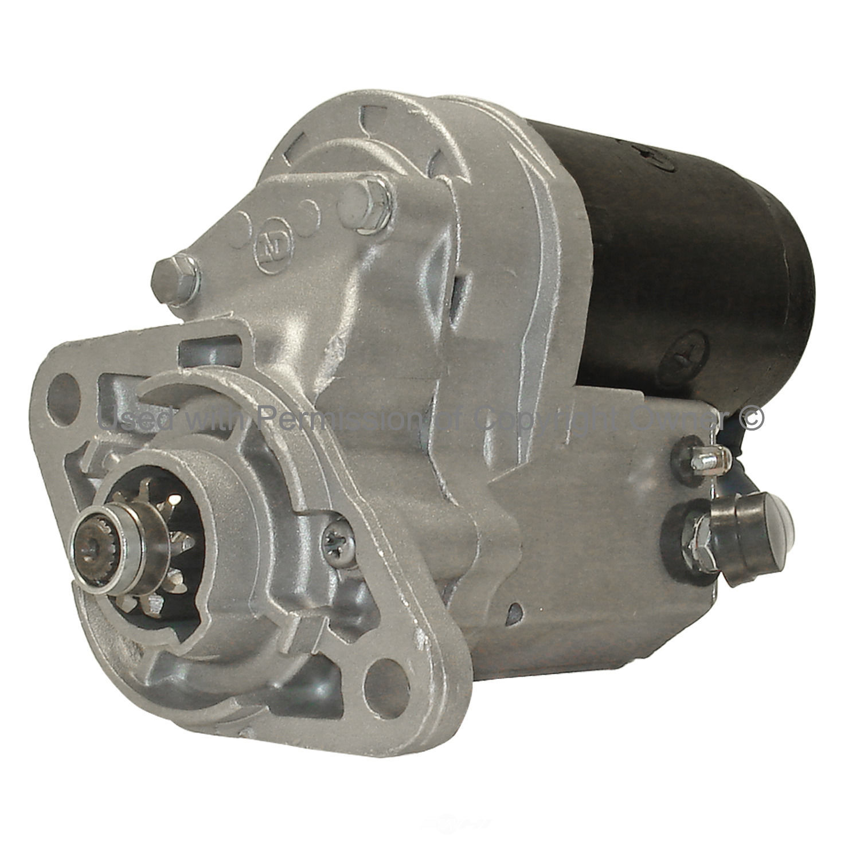 QUALITY-BUILT - Reman Starter Motor - MPA 16578