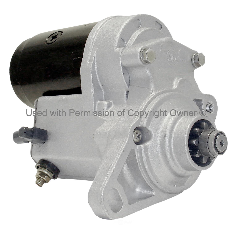QUALITY-BUILT - Reman Starter Motor - MPA 16600