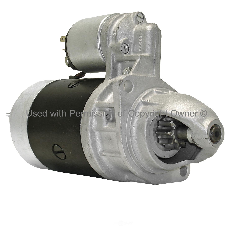 QUALITY-BUILT - Reman Starter Motor - MPA 16616