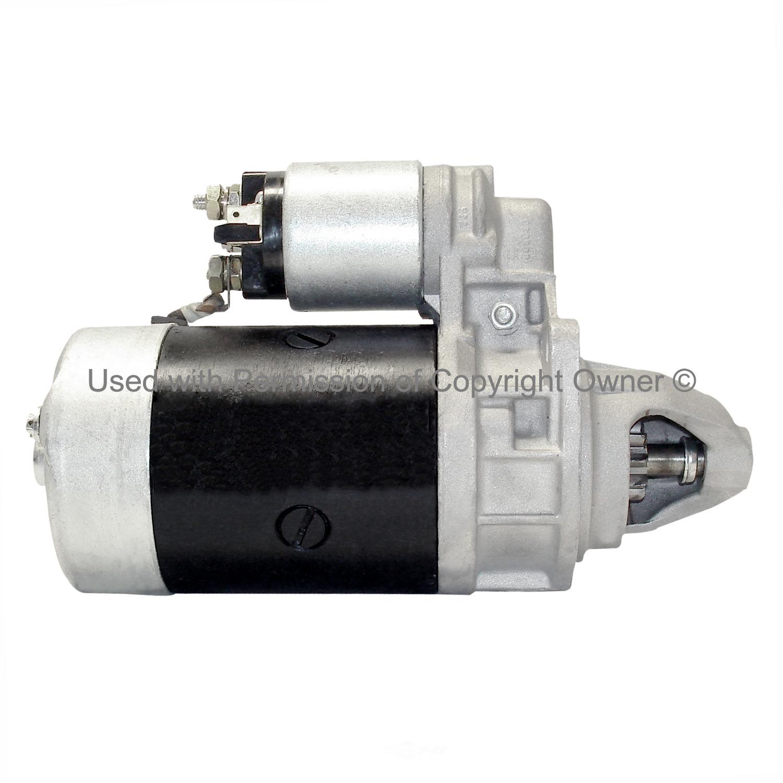 QUALITY-BUILT - Reman Starter Motor - MPA 16617