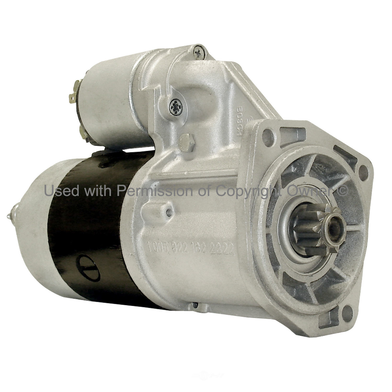 QUALITY-BUILT - Reman Starter Motor - MPA 16639