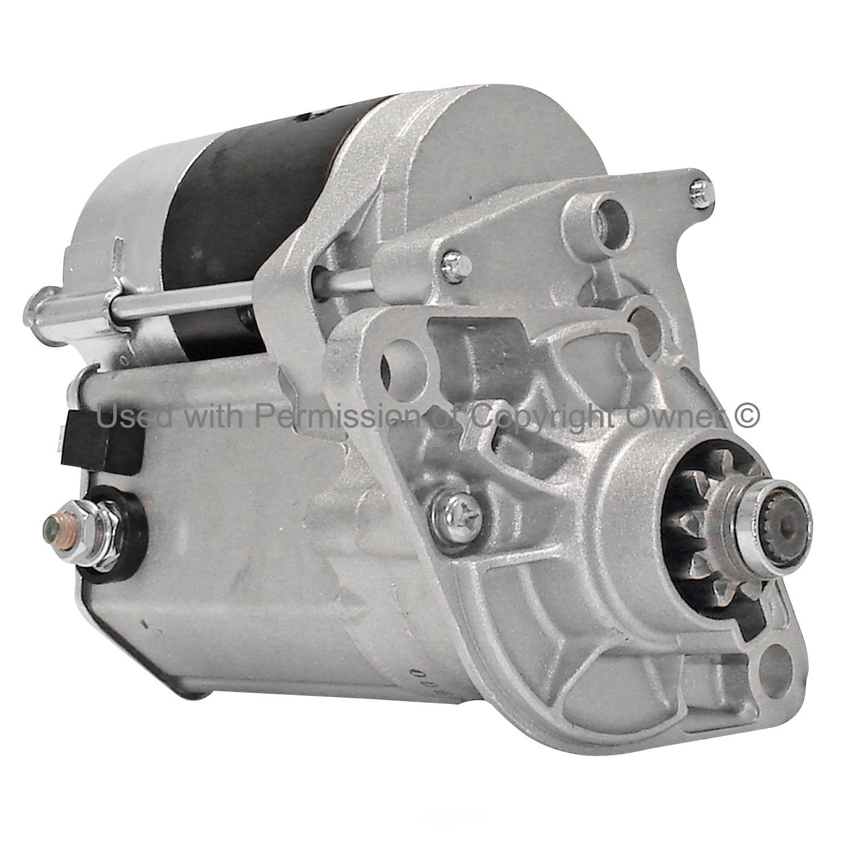 QUALITY-BUILT - Reman Starter Motor - MPA 16696