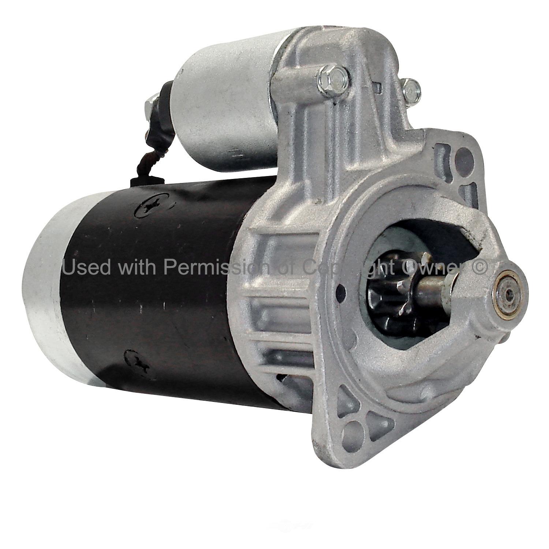 QUALITY-BUILT - Reman Starter Motor - MPA 16711
