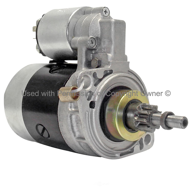 QUALITY-BUILT - Reman Starter Motor - MPA 16722