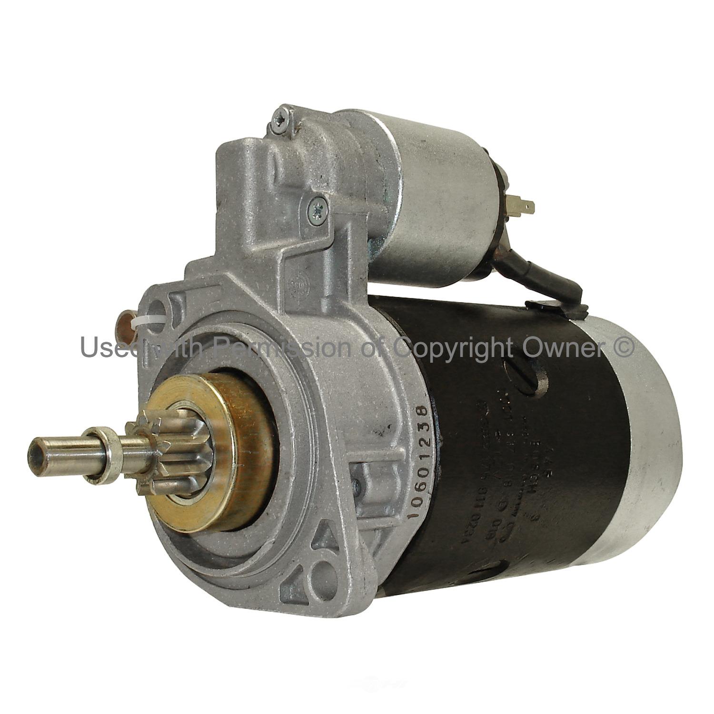 QUALITY-BUILT - Reman Starter Motor - MPA 16726