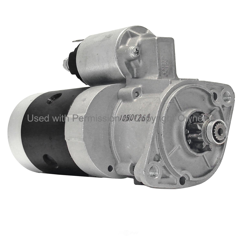 QUALITY-BUILT - Reman Starter Motor - MPA 16738
