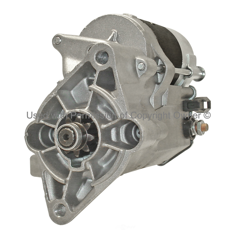 QUALITY-BUILT - Reman Starter Motor - MPA 16825