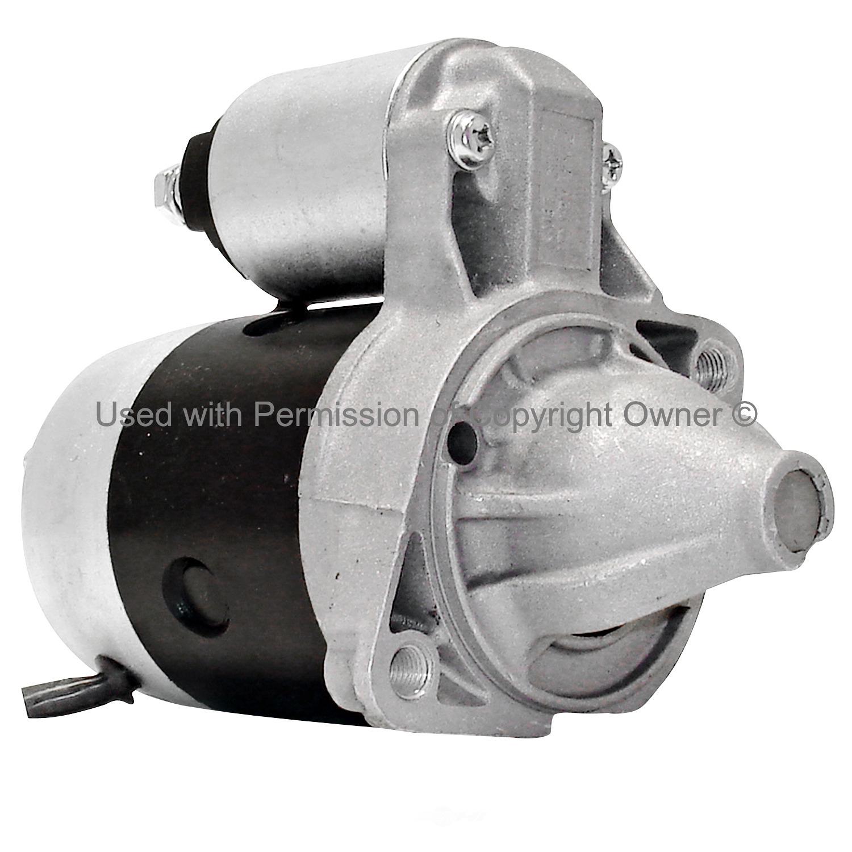 QUALITY-BUILT - Reman Starter Motor - MPA 16863