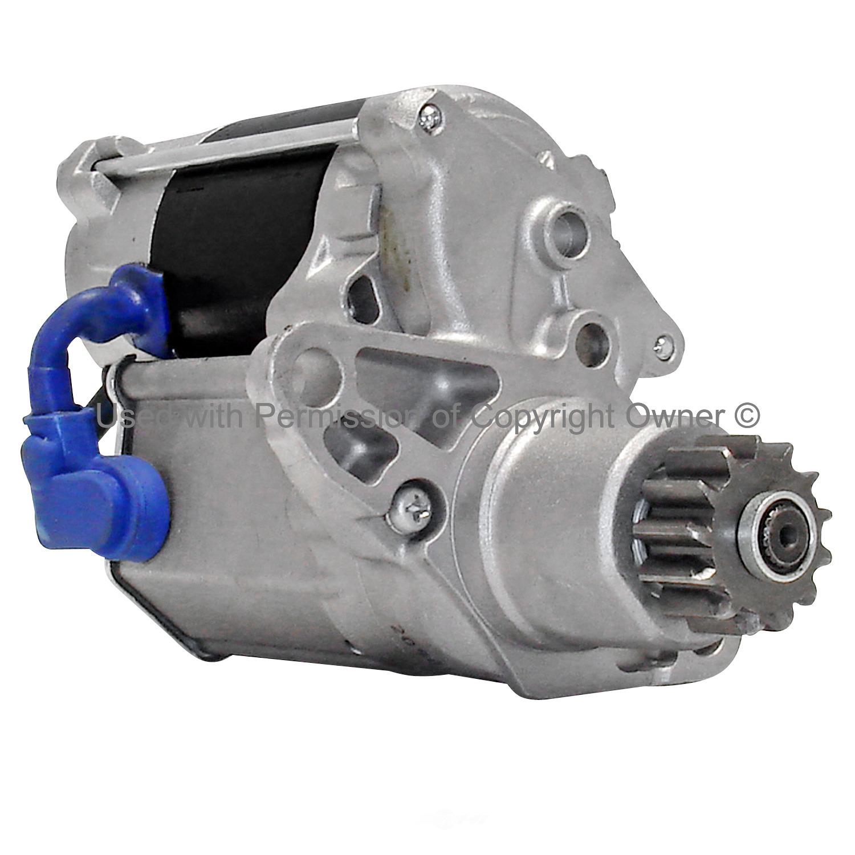 QUALITY-BUILT - Reman Starter Motor - MPA 16893