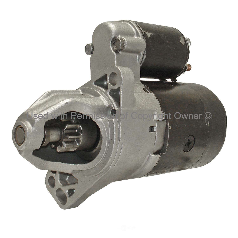 QUALITY-BUILT - Reman Starter Motor - MPA 16910