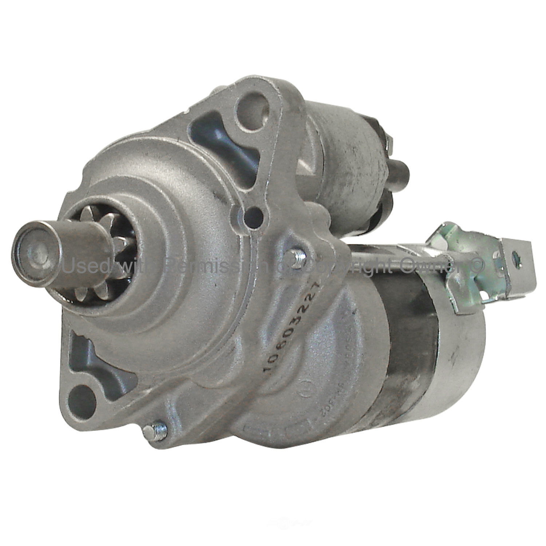 QUALITY-BUILT - Reman Starter Motor - MPA 16914