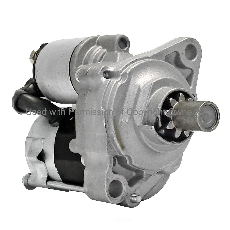 QUALITY-BUILT - Reman Starter Motor - MPA 16945