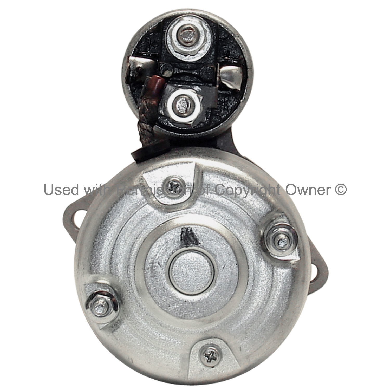 QUALITY-BUILT - Reman Starter Motor - MPA 16966