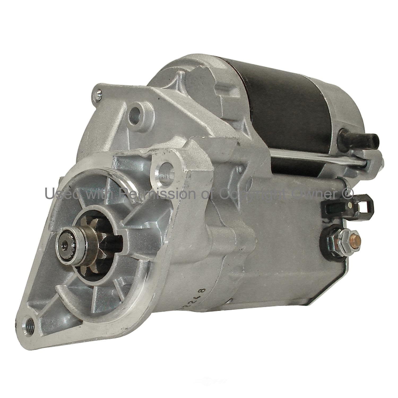 QUALITY-BUILT - Reman Starter Motor - MPA 17002