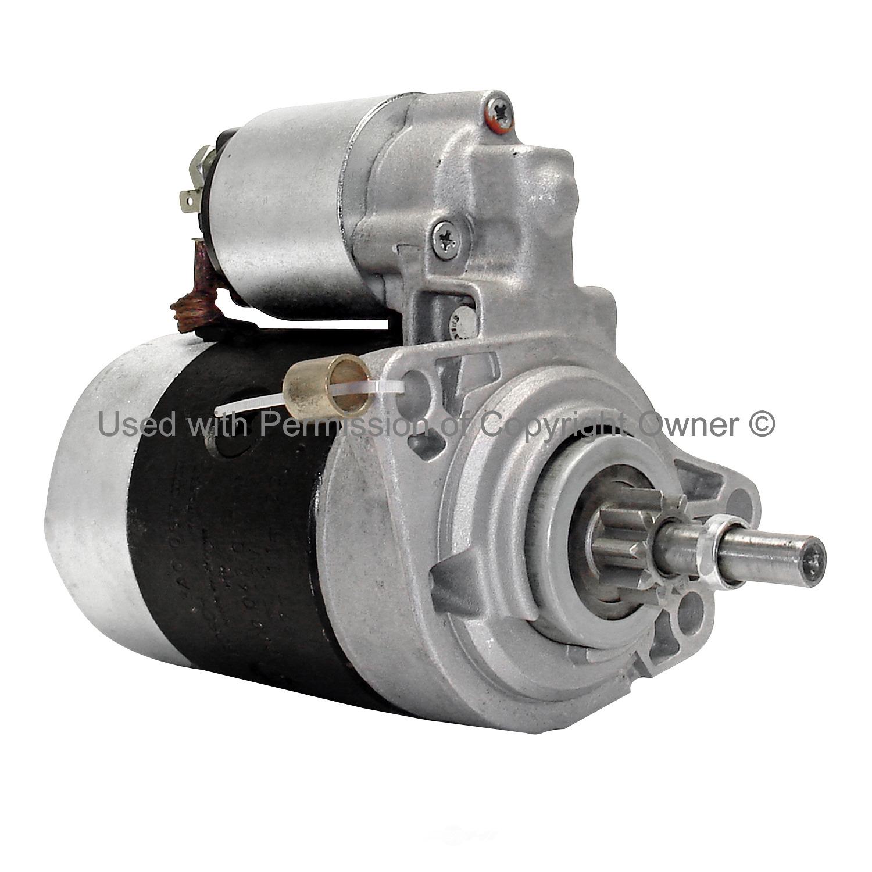 QUALITY-BUILT - Reman Starter Motor - MPA 17025