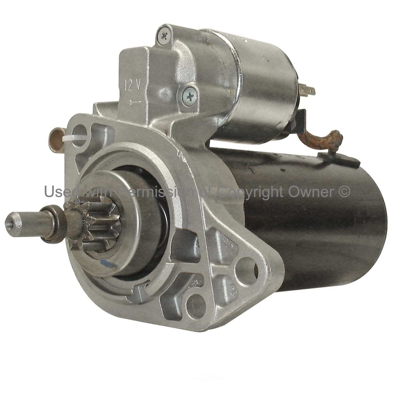 QUALITY-BUILT - Reman Starter Motor - MPA 17030