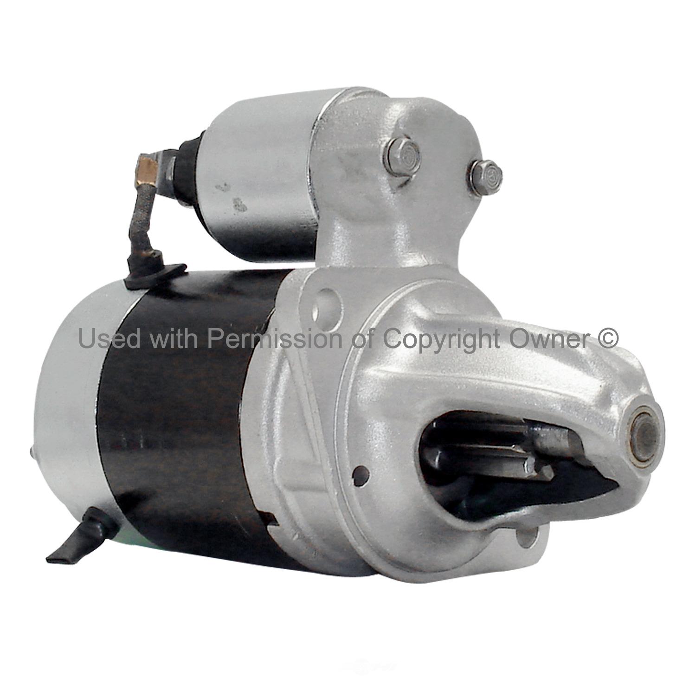 QUALITY-BUILT - Reman Starter Motor - MPA 17057