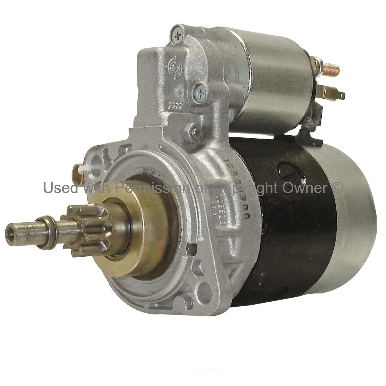 QUALITY-BUILT - Reman Starter Motor - MPA 17066