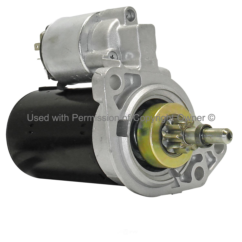 QUALITY-BUILT - Reman Starter Motor - MPA 17134