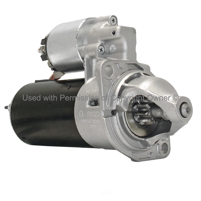 QUALITY-BUILT - Reman Starter Motor - MPA 17140