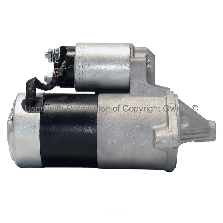 QUALITY-BUILT - New Starter Motor - MPA 17142N