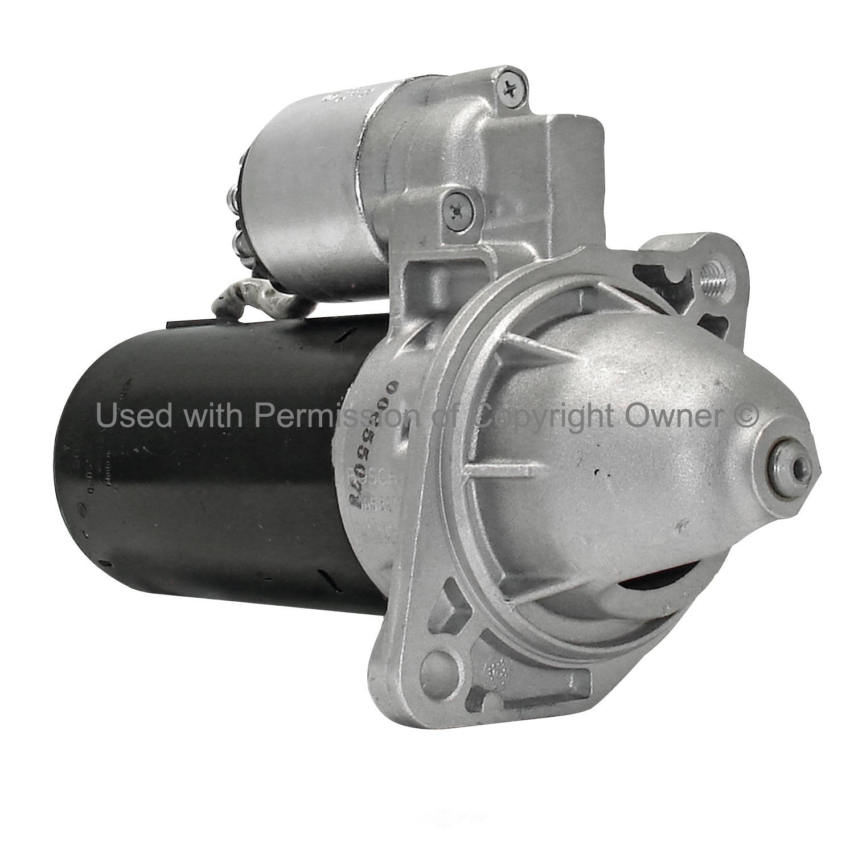 QUALITY-BUILT - Reman Starter Motor - MPA 17149