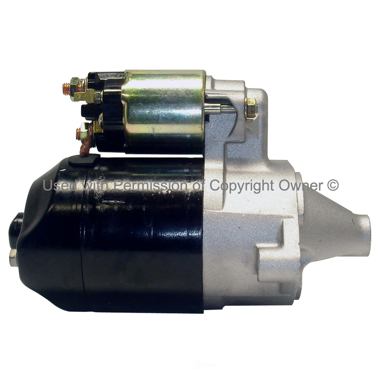 QUALITY-BUILT - Reman Starter Motor - MPA 17270