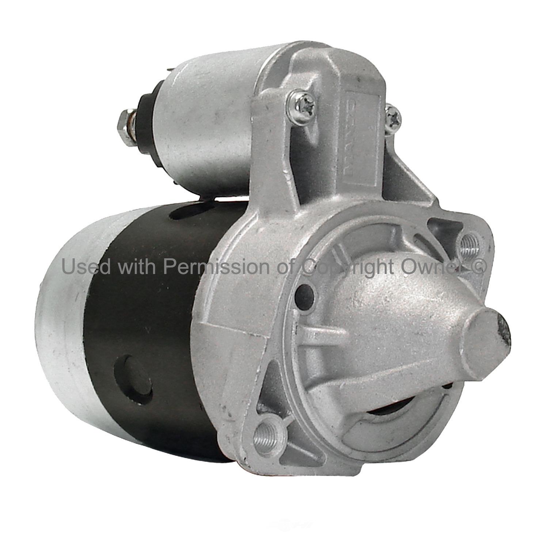 QUALITY-BUILT - Reman Starter Motor - MPA 17288
