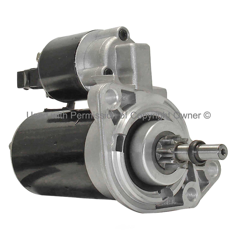 QUALITY-BUILT - Reman Starter Motor - MPA 17415