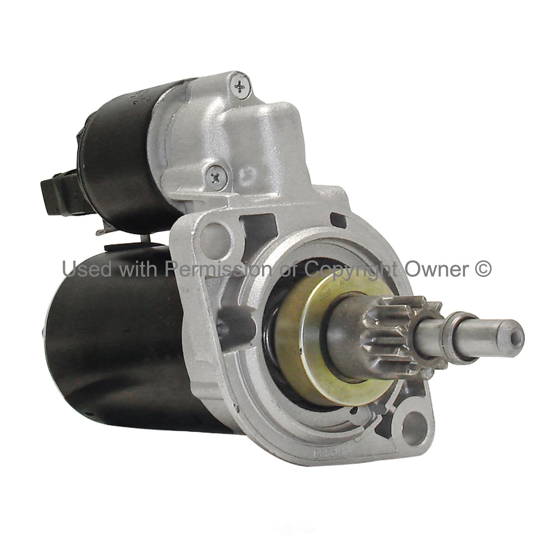 QUALITY-BUILT - Reman Starter Motor - MPA 17416