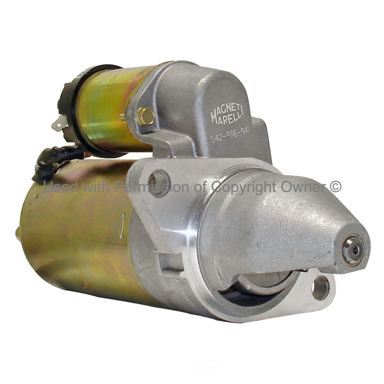 QUALITY-BUILT - Reman Starter Motor - MPA 17453