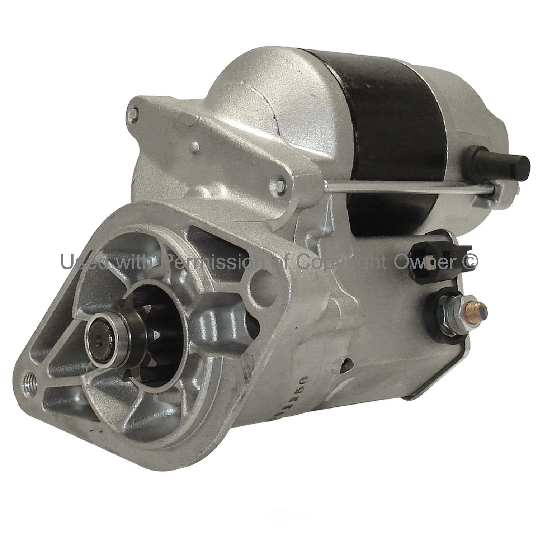 QUALITY-BUILT - Reman Starter Motor - MPA 17481