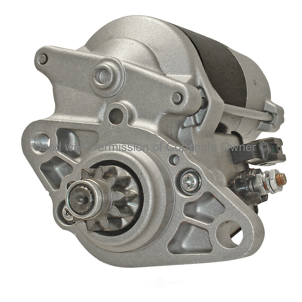 QUALITY-BUILT - Reman Starter Motor - MPA 17485