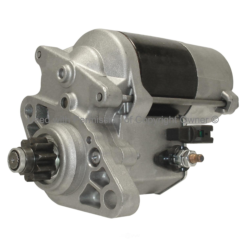 QUALITY-BUILT - Reman Starter Motor - MPA 17486