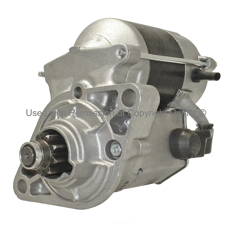 QUALITY-BUILT - Reman Starter Motor - MPA 17517