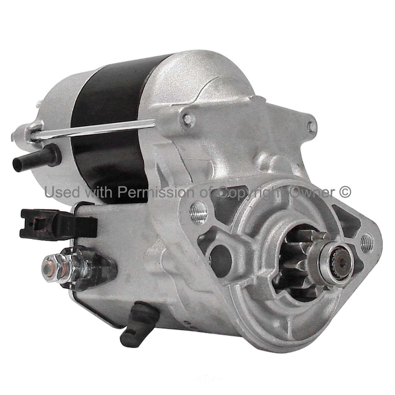 QUALITY-BUILT - Reman Starter Motor - MPA 17529