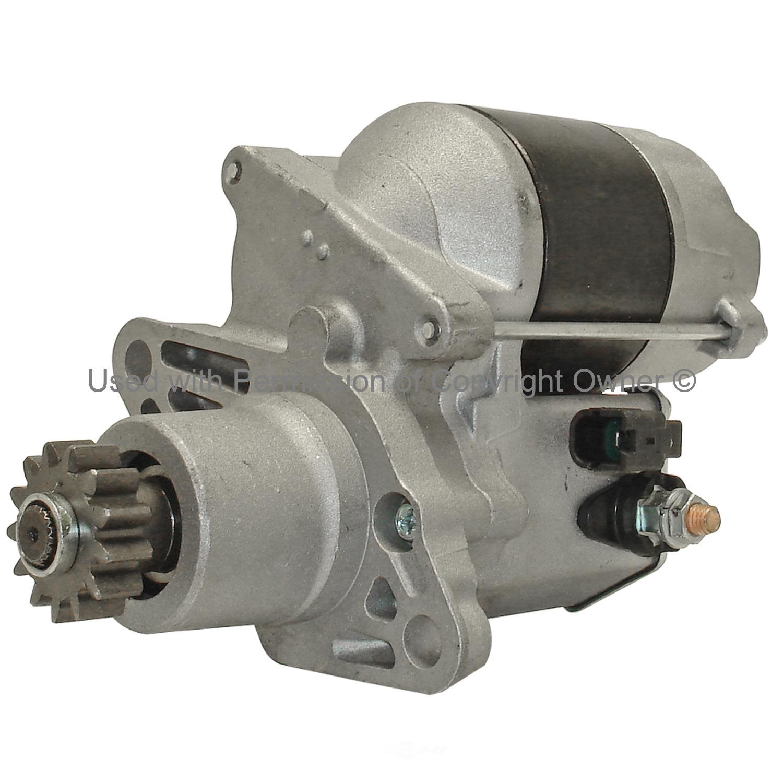 QUALITY-BUILT - Reman Starter Motor - MPA 17534