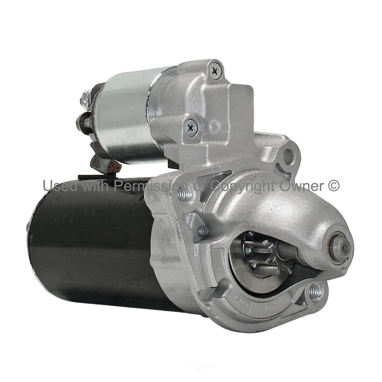 QUALITY-BUILT - Reman Starter Motor - MPA 17702